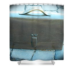 Raoul Wallenberg Dedication - Nyc Shower Curtain