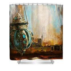 Ras Al Khaimah Shower Curtain