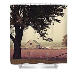 Rawdon's Countrylife Shower Curtain by Aimelle