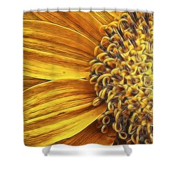 Rays Of Sunshine Shower Curtain