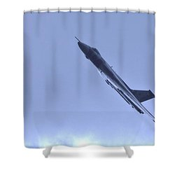 Reach For The Skys Shower Curtain