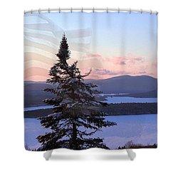 Reaching Higher 2 Shower Curtain