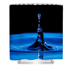 Shower Curtain featuring the photograph Reaching Out by Steven Santamour