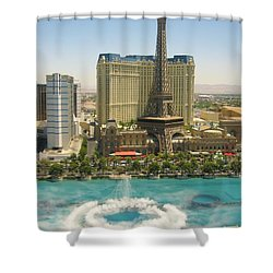 Ready To Dance Shower Curtain