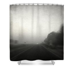 Real Shower Curtain by Taylan Apukovska