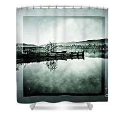 Realize Shower Curtain