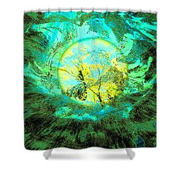 Shower Curtain featuring the photograph Realm Of Wonder by Kellice Swaggerty