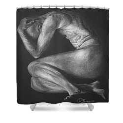 Reawakenings Shower Curtain