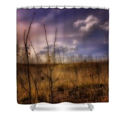 Shower Curtain featuring the photograph Recovery by Ellen Heaverlo