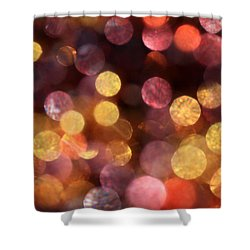 Red Red Wine Shower Curtain by Dazzle Zazz