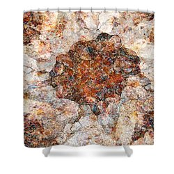 Red Rock Canyon - Soft Rock Shower Curtain
