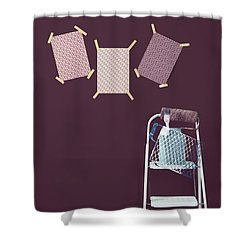 Redecoration Shower Curtain by Joana Kruse