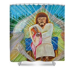 Redeemed Shower Curtain