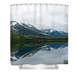 Reflection Montana  Shower Curtain