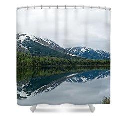 Reflection Montana  Shower Curtain