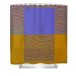 Reflection Shower Curtain by Kyung Hee Hogg