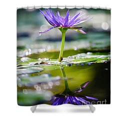 Reflection Of Life Shower Curtain