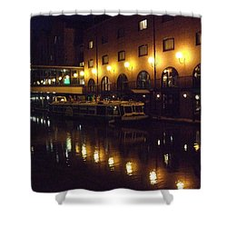 Shower Curtain featuring the photograph Reflections by Jean Walker