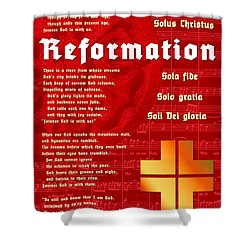 Reformation Shower Curtain