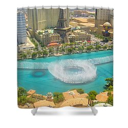 Shower Curtain featuring the photograph Release To Dance by Angela J Wright