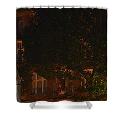 Rembrandt Square Shower Curtain