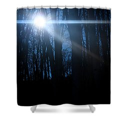 Shower Curtain featuring the photograph Remember Hope by Peta Thames