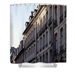 Rennes France 3 Shower Curtain