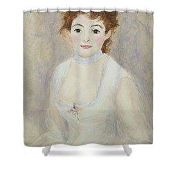 Renoir's Lady Shower Curtain