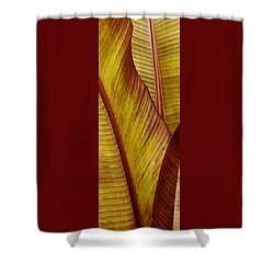 Repose - Leaf Shower Curtain