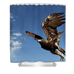 Resolution Shower Curtain by Bob Hislop