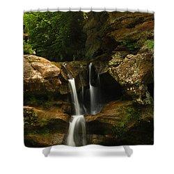 Resplendent Shower Curtain