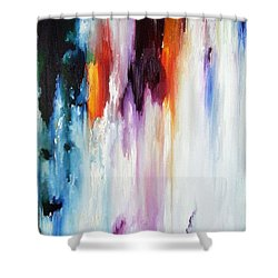 Resta Del Giorno Iv Shower Curtain