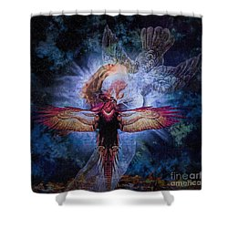 Resurrection Shower Curtain