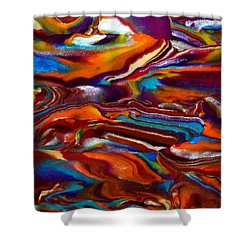 Rhapsody Shower Curtain