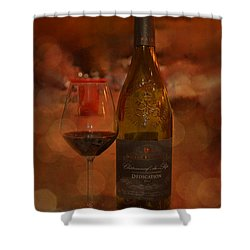 Rich And Luscious Shower Curtain