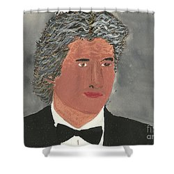 Richard Gere Shower Curtain