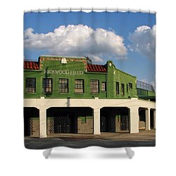 Rickwood Field Shower Curtain
