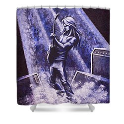 Riff Shower Curtain