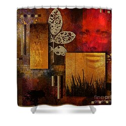 Rift Shower Curtain