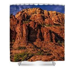 Shower Curtain featuring the photograph Right Here Right Now by Mark Myhaver