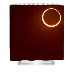 Ring Of Fire 2 Shower Curtain