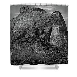 Rio De Janeiro Classic View - Sugar Loaf Shower Curtain
