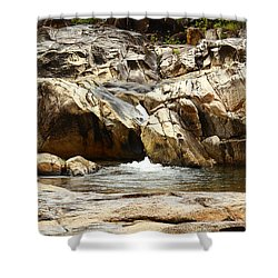 Rio On Pools Shower Curtain