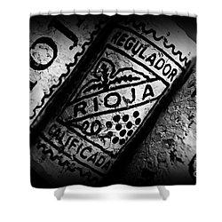 Rioja Shower Curtain