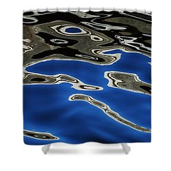 Shower Curtain featuring the photograph Ripples by J L Zarek