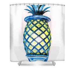 Ritz Carlton 12 Shower Curtain