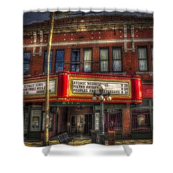Ritz Ybor Theater Shower Curtain by Marvin Spates
