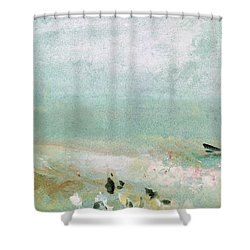 River Bank Shower Curtain