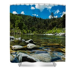 River Bottom Shower Curtain