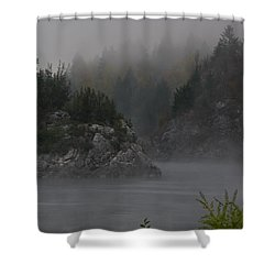 River Island Shower Curtain